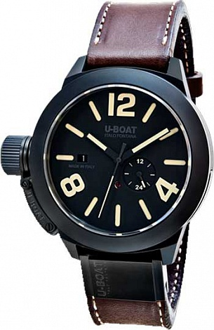 Replica U-BOAT Classico 48 BK CER MATT CASE 8107 watch