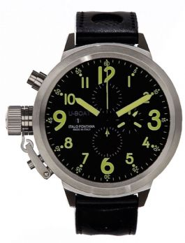 U-Boat Flightdeck 43 CAS Y 1907 Replica watch