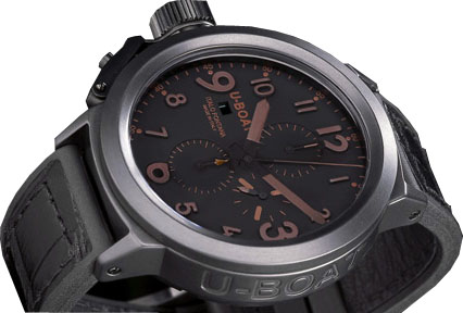 U-Boat Flightdeck CHRONOGRAPH CERAMIC 5413 Replica watch