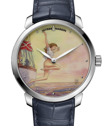 Replica Ulysse Nardin 3203-136LE-2 / MANARA.03 Classico Enamel Manara knock off watches