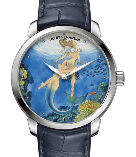 Replica Ulysse Nardin 3203-136LE-2 / MANARA.06 Classico Enamel Manara knock off watches