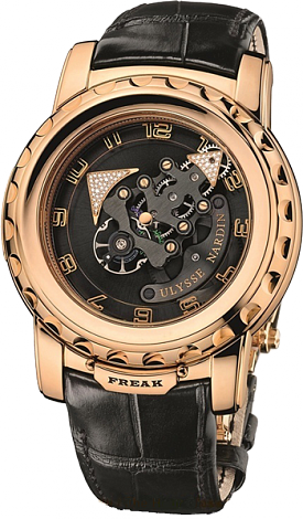 Ulysse Nardin 026-88 / THG Complications FREAK The Hour Glass replica watch