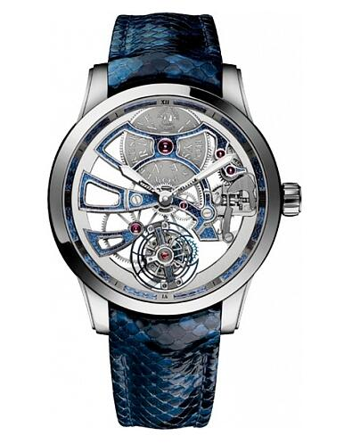 Ulysse Nardin Skeleton Tourbillon Manufacture Python 1700-129 / 03 men's watches