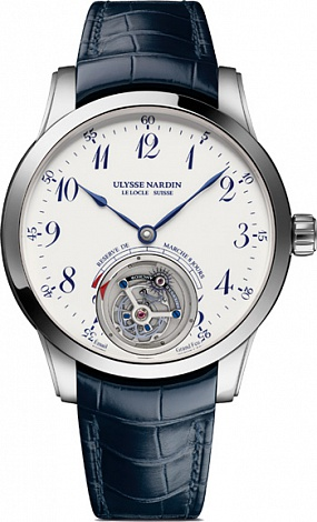 Replica Ulysse Nardin 1780-133 / E0-60 Complications Anchor Tourbillon watch