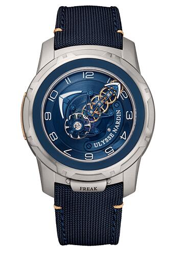 Ulysse Nardin Freak Out 2053-132 / 03 men watch prices