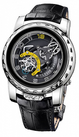 Ulysse Nardin 2089-115 Complications Freak Diavolo Rolf replica watch