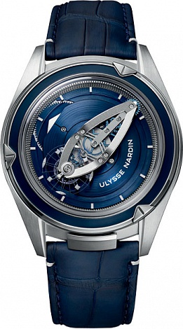 Replica Ulysse Nardin 2505-250 Complications Freak Vision watch