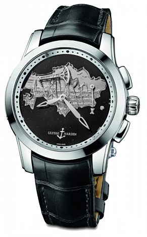 Ulysse Nardin 6109-131 Complications Hourstriker Kazakhstan replica watch