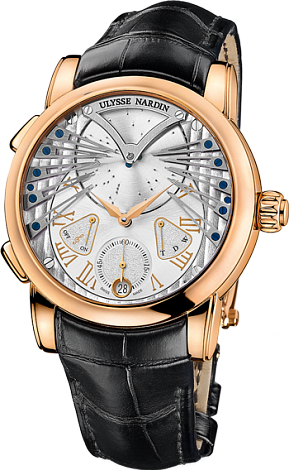 Replica Ulysse Nardin 6902-125 Complications Stranger watch