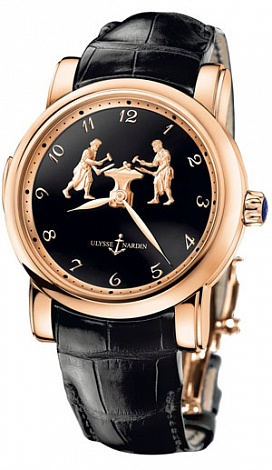 Ulysse Nardin 716-61 / E2 Complications Forgerons Minute Repeater replica watch
