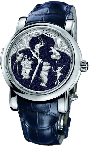 Ulysse Nardin Complications 740-88 Circus Minute Repeater Replica watch