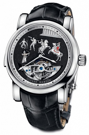 Ulysse Nardin Alexander the Great 780-90 Complications Replica watch