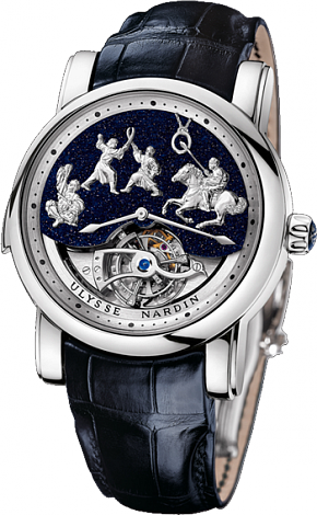 Ulysse Nardin Genghis Khan 789-80 Complications Replica watch