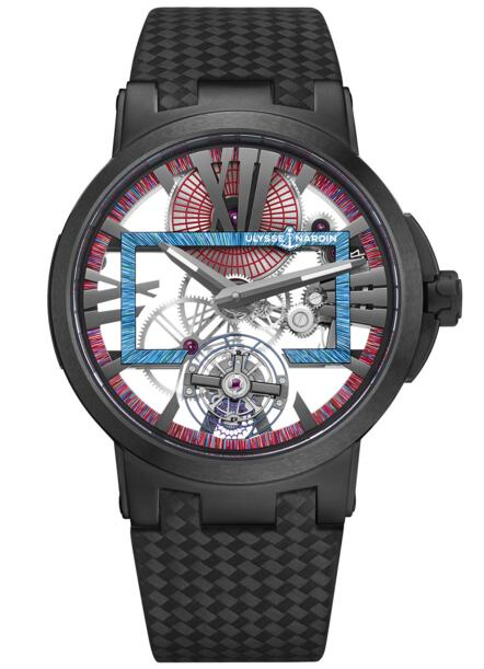 Ulysse Nardin Executive Skeleton Tourbillon Hyperspace 1713-139LE/HYPERSPACE.2 watch reviews