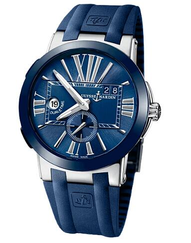 Replica Ulysse Nardin Dual Time 243-00-3 / 43 watches sale