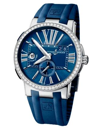 Fake Ulysse Nardin Dual Time 243-00B-3/43 watch cost