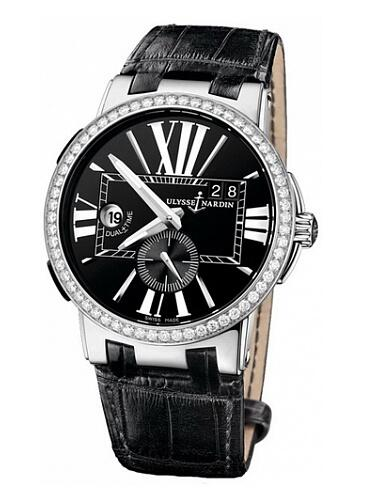 Replica Ulysse Nardin Executive Dual Time 243-00B / 42 watch cost