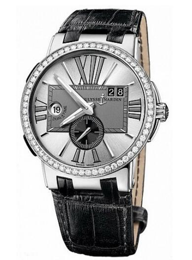 Ulysse Nardin Dual Time 243-00B / 421 watch reviews