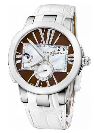 Ulysse Nardin Executive GMT Lady 243-10 / 30-05 replica watches