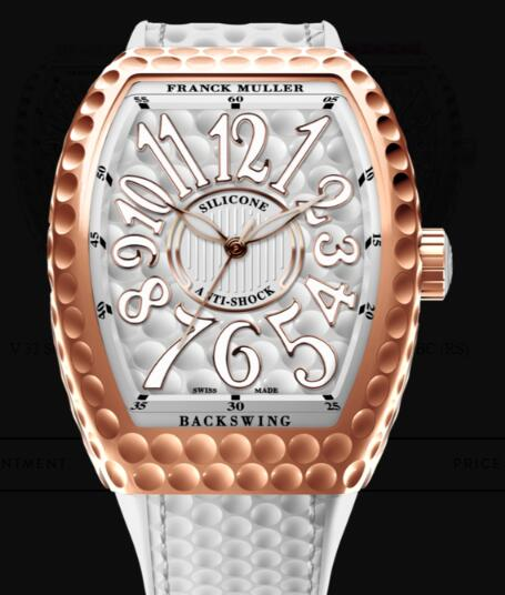 Franck Muller Vanguard Lady Golf Replica Watch Cheap Price V 32 SC AT GOLF (BC)