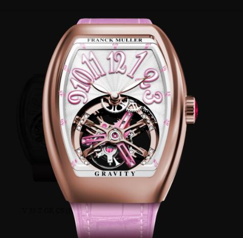 Franck Muller Gravity Lady Watches for sale Cheap Price V 35 T GR CS (RS) 5N