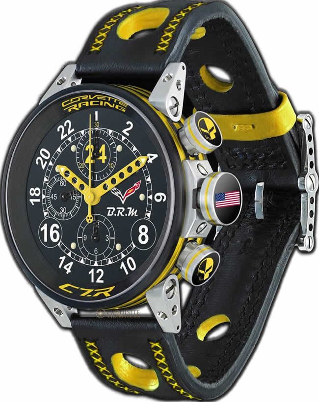 Replica Watch BRM Corvette C7.R - V12-44-COR-03-E