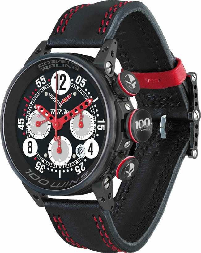 Replica Watch BRM V12-N Corvette Racing 100 Wins Limited Edition Watch V12-N