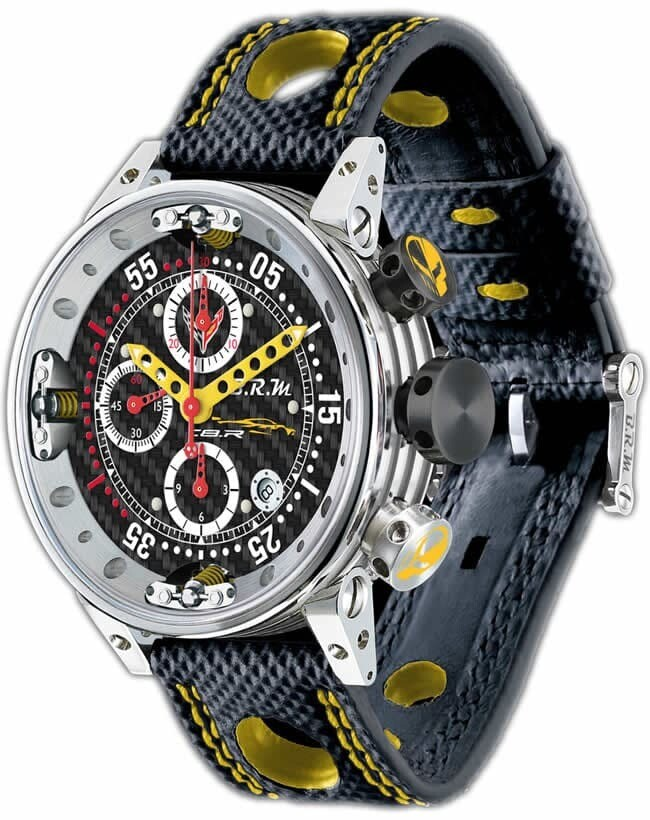 BRM Corvette C.8R V12-46 Replica Watch V1246SACOR-C8R