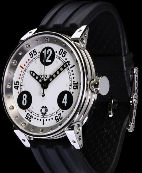 Replica B.R.M Watch V6-44-GT-BL V6-44-GT-BL Polished Stainless Steel