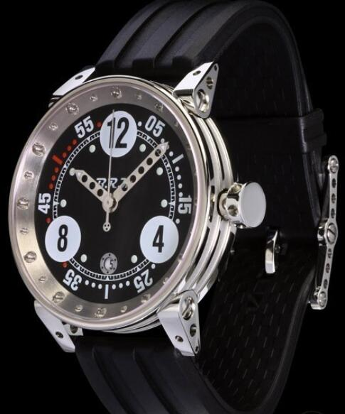 B.R.M Watch Fake V6-44-GT-N Polished Stainless Steel