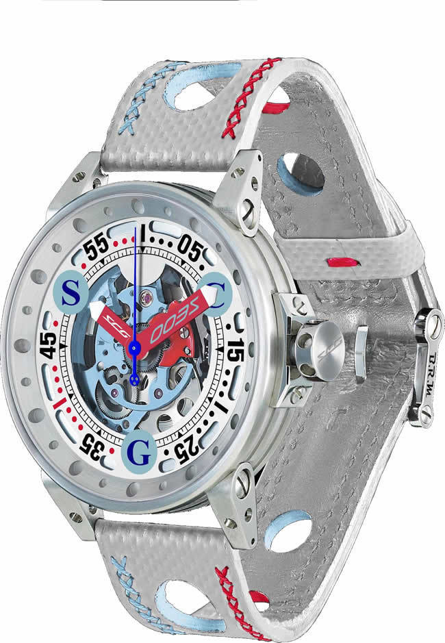BRM V6 Replica Watch BRM Sport Watch SCG003S V6-44-SPORT-SCG
