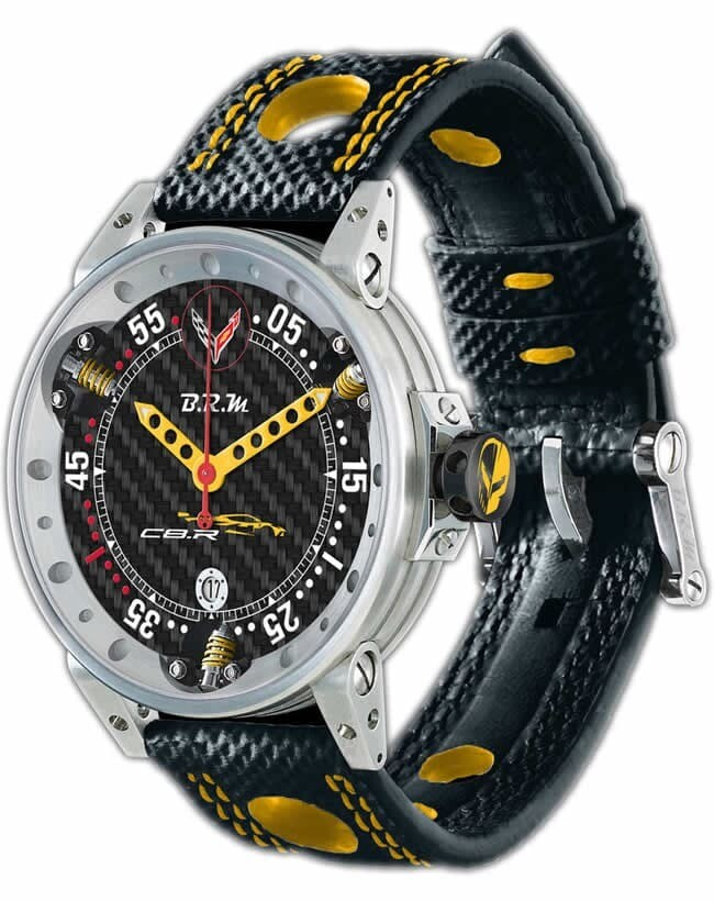 BRM Corvette C.8R V6-44 Replica Watch V644SACOR-C8R