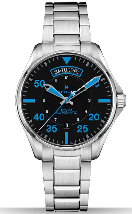 Hamilton Khaki Pilot Air Zermatt Day Date H64625131 watches review