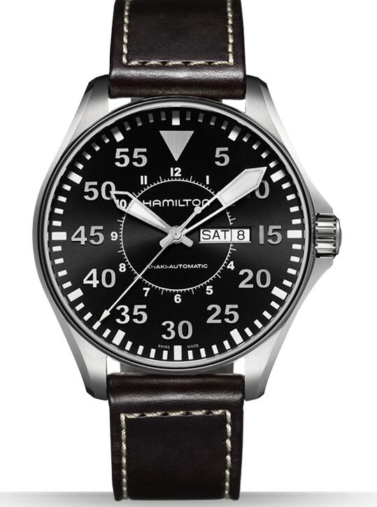 Hamilton Khaki Aviation Pilot H64715535 fake watch