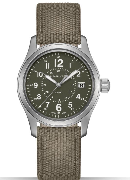 Hamilton Khaki Field Quartz H68201963 watch review