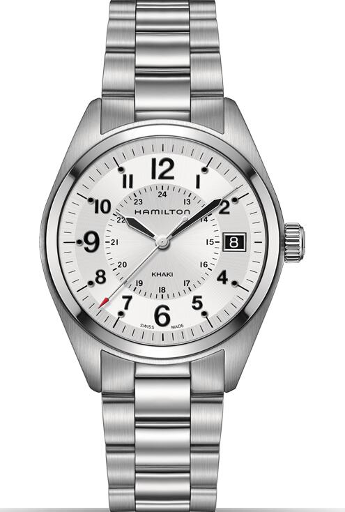 best hamilton Khaki Field Quartz H68551153 watch