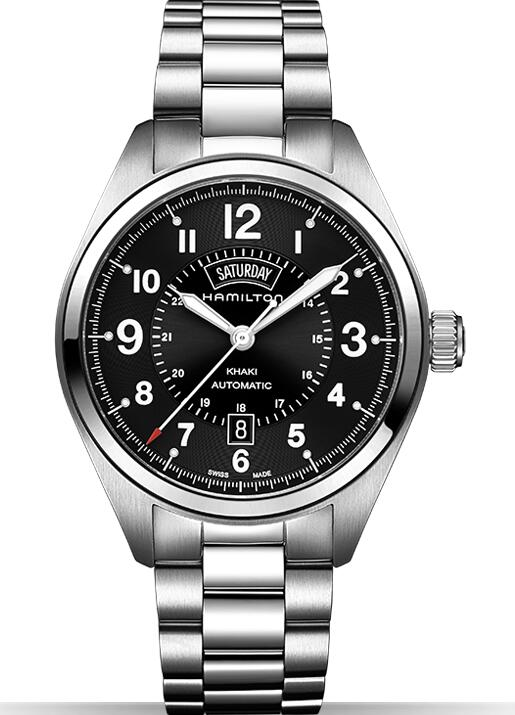 Hamilton Khaki Field Day Date H70505133 watch review