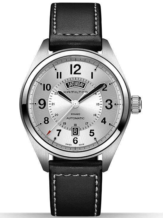 Hamilton Khaki Field Day Date H70505753 watch review