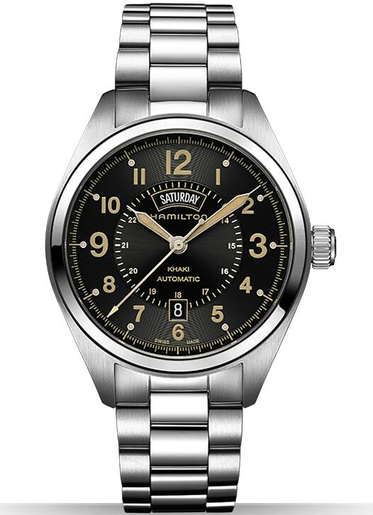 Hamilton Khaki Field Day Date H70505933 watch review