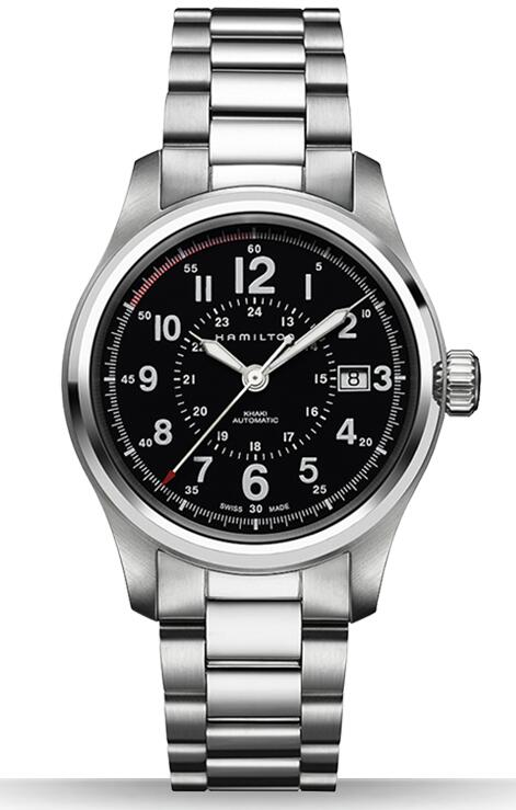 fake Hamilton Khaki Field 40mm H70595133 watch review
