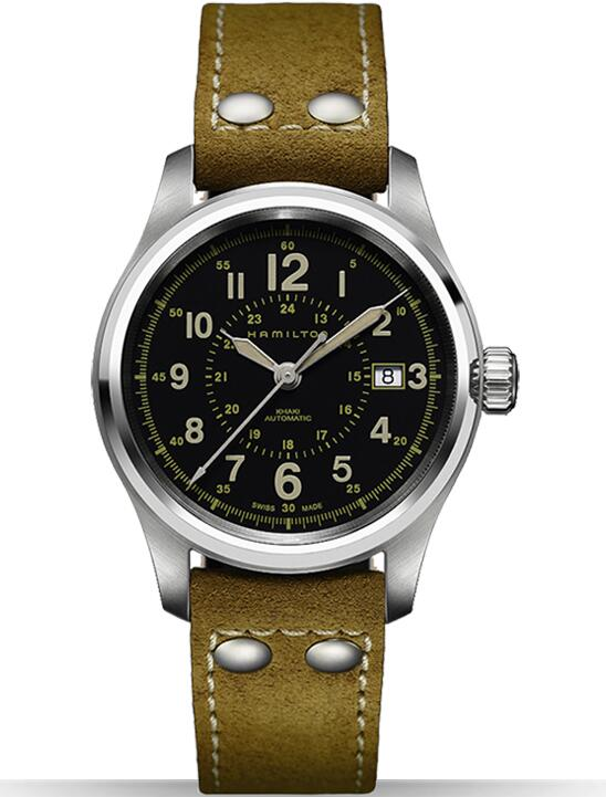 best hamilton Khaki Field 40mm watch H70595593