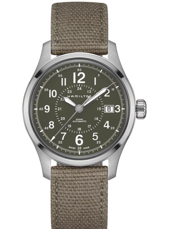 Hamilton Khaki Field 40mm H70595963 replica watch