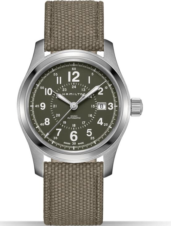 Hamilton Khaki Field H70605963 watch bands