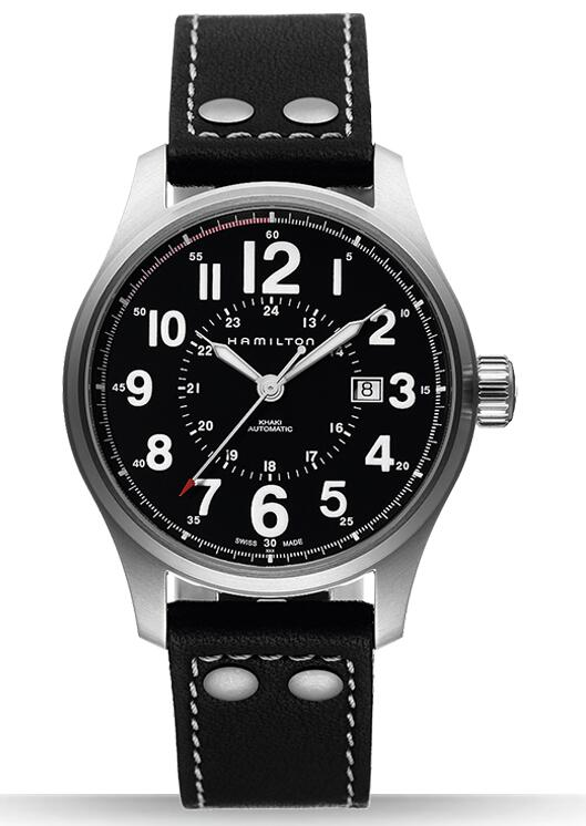 best hamilton Khaki Officer watch H70615733