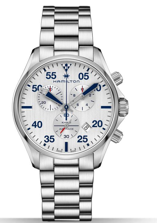 Hamilton Khaki Pilot Air Race Chrono H76712151 watches review