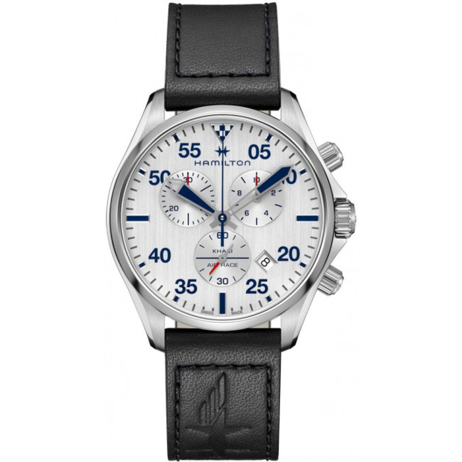 best Hamilton Khaki Pilot Air Race Chrono H76712751 watch