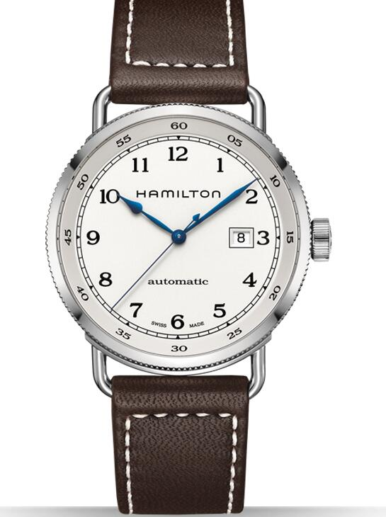 Hamilton Khaki Navy Pioneer H77715553 Men's Watch replica