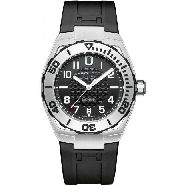 best hamilton Khaki Navy Sub Auto H78615335 watch